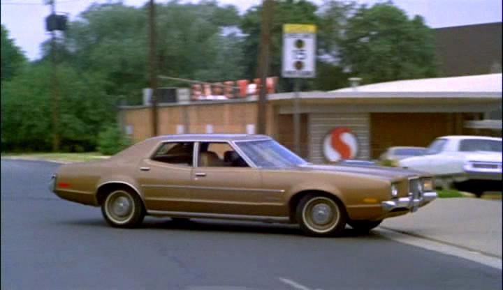 1972 Mercury Montego MX In Scorpio 1973