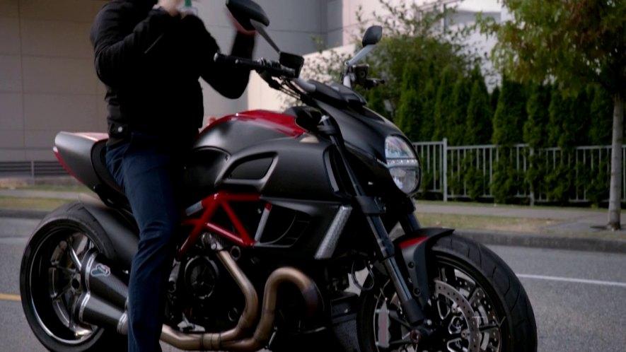 Fall Wallpaper Road Imcdb Org Ducati Diavel In Quot Arrow 2012 2018 Quot