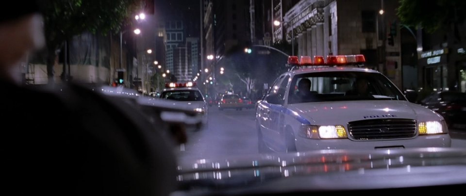 Imcdb Org 1999 Ford Crown Victoria Police Interceptor P71 In Quot Spider Man 2 2004 Quot