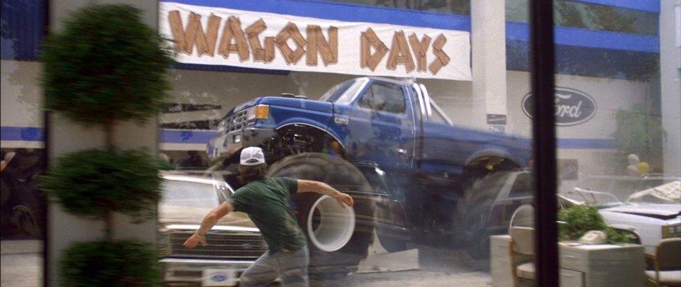 2015 Movie Monster Trucks