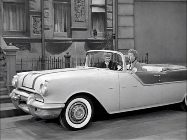 1955 Pontiac Star Chief 28 In I Love Lucy