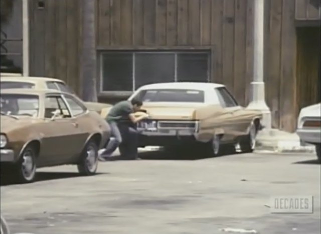 1973 Buick Electra 225 In Police Story 1973 1979