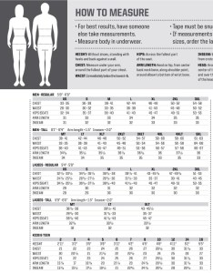 Ski doo clothing size chart also charts rh leadersrpmshop