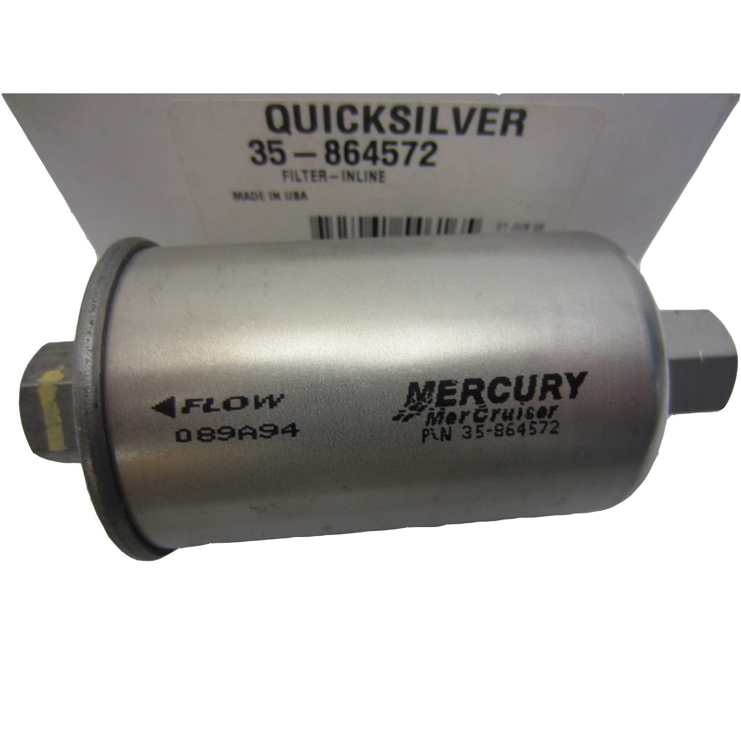 hight resolution of image is loading mercruiser new oem in line fuel filter 35