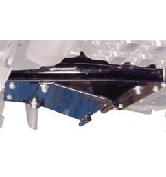 american mfg eagle plow new atv trx300 plow mounting kit 19 2215 2215 [ 1500 x 1500 Pixel ]