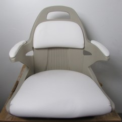 Fishing Chair Spare Parts Babies R Us Rocking Chairs High Back Roto Cast Bucket Seat Seaswirl