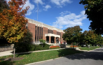Buswell Memorial Library