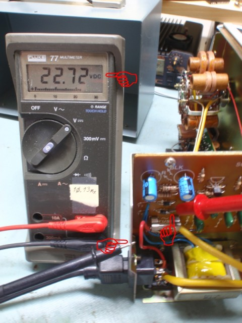 12v Dc Power Supply Without Transformer Power Supply Circuits