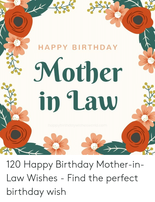 Happy Birthday Mother In Law Gif : happy, birthday, mother, Mother, HAPPY, BIRTHDAY, Happy, Birthday, Mother-In-Law, Wishes, Perfect, ME.ME