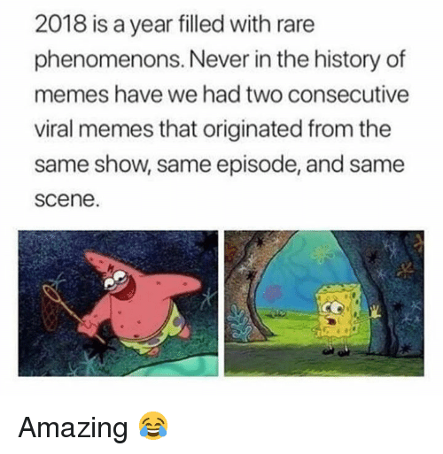 2018 is a year