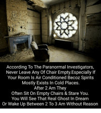 According to the Paranormal Investigators Never Leave Any ...