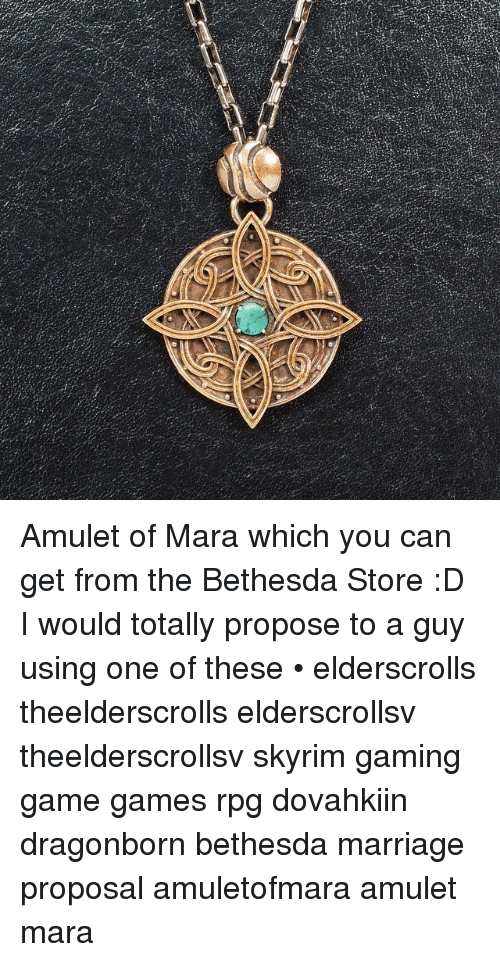 amulet of mara which