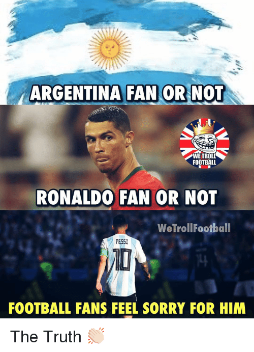 argentina fan or not
