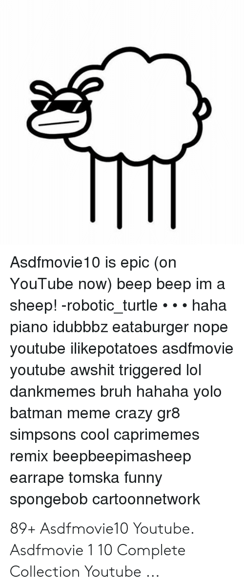 asdfmovie 10 is epic
