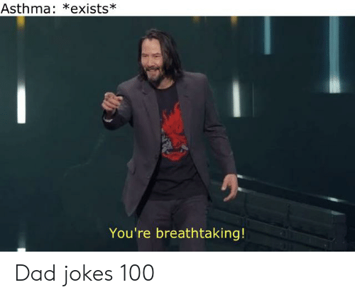 asthma exists you re