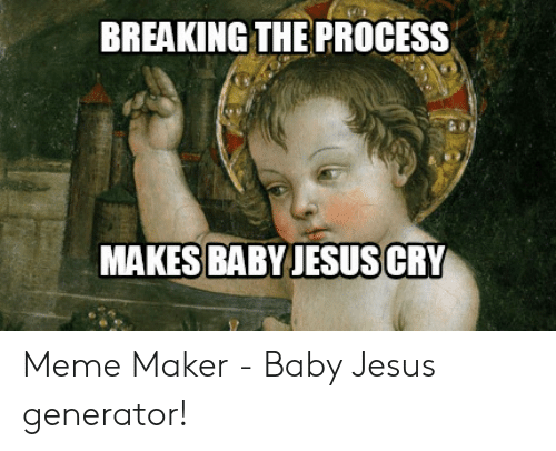 breaking the process makes