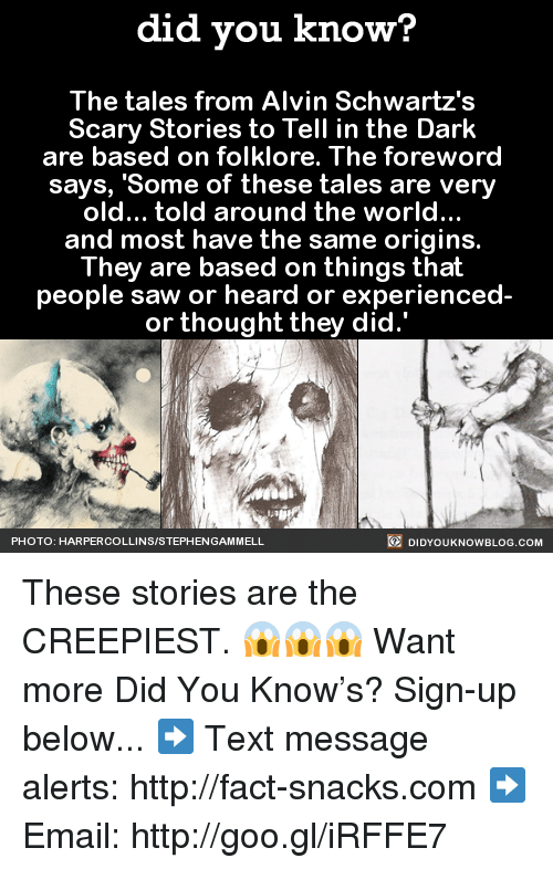 25 best scary stories
