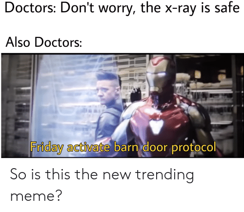 doctors don t worry