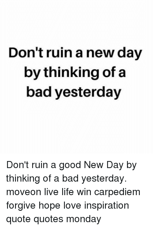 New Day Quotes : quotes, Inspirational, Quotes, Master, Trick