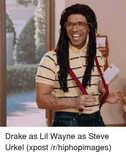 wheelchair jimmy meme bamboo back dining chairs drake as lil wayne steve urkel xpost rhiphopimages and