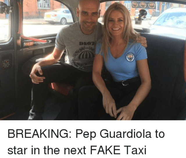 Fake Soccer And Videos Edscd Breaking Pep Guardiola To Star In The