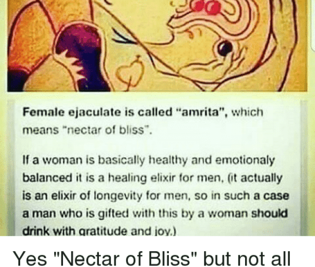 Memes  F F A  And Joy Female Ejaculate Is Called Amrita Which
