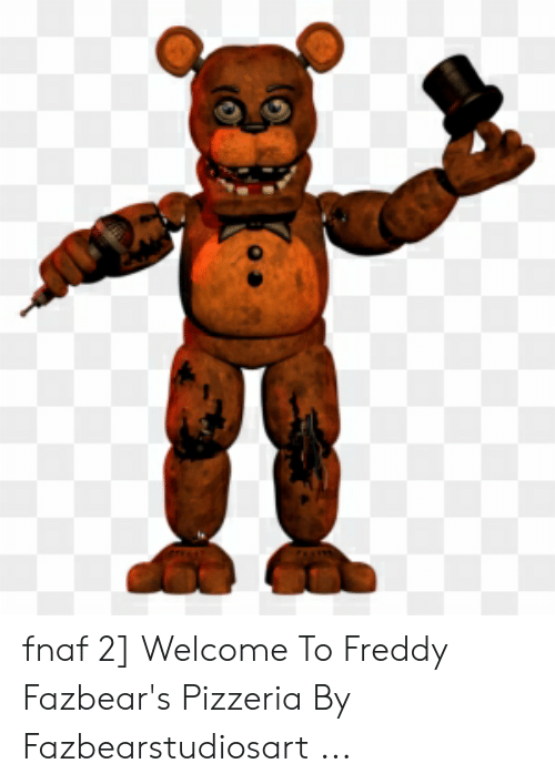 fnaf 2 welcome to