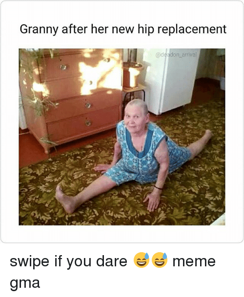 Funny Hip Replacement Memes : funny, replacement, memes, Replacement, Funny