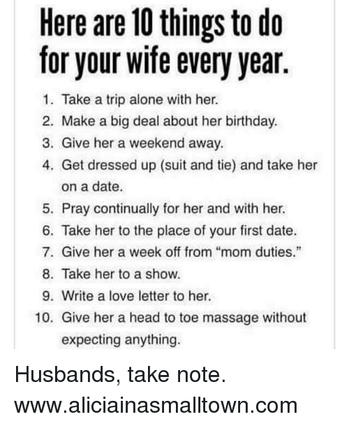 here are 10 things