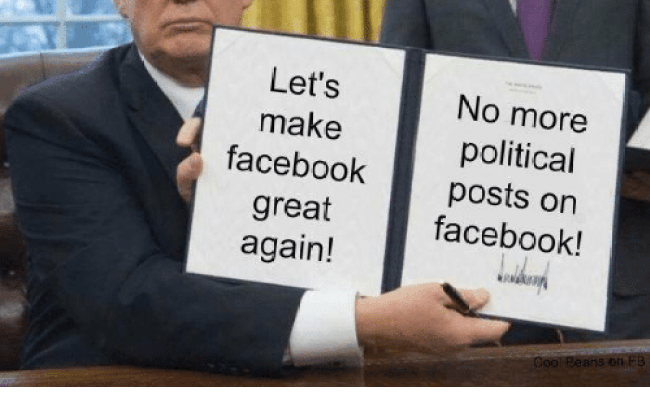 25 Best Memes About No More Political No More Political