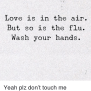 25 Best Memes About Love Is In The Air Love Is In The