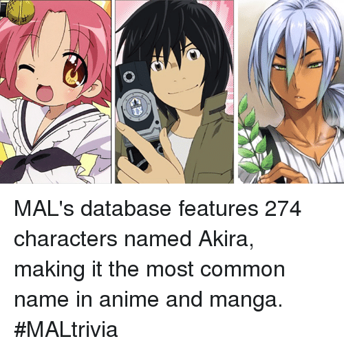 mal s database features