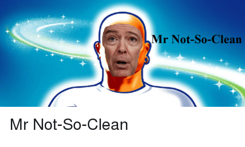 mr not so clean