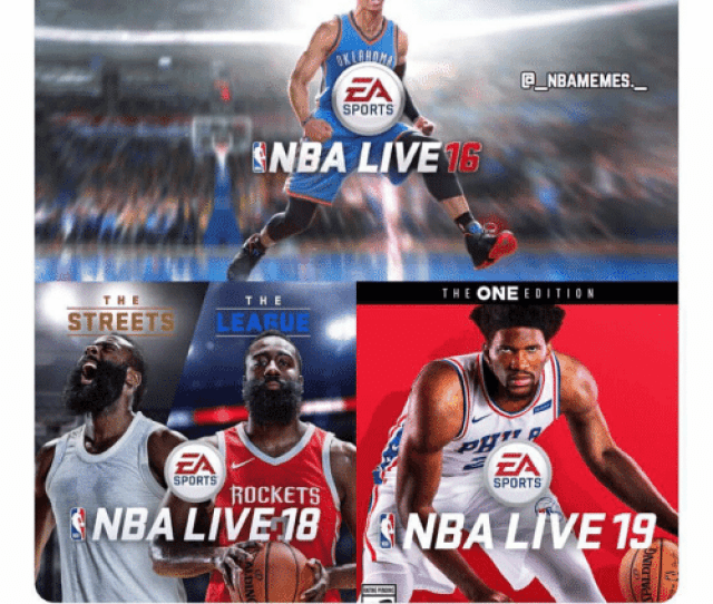 Memes Nba And Sports Nba Live Always Tells Us Whos Winning Mvp Next