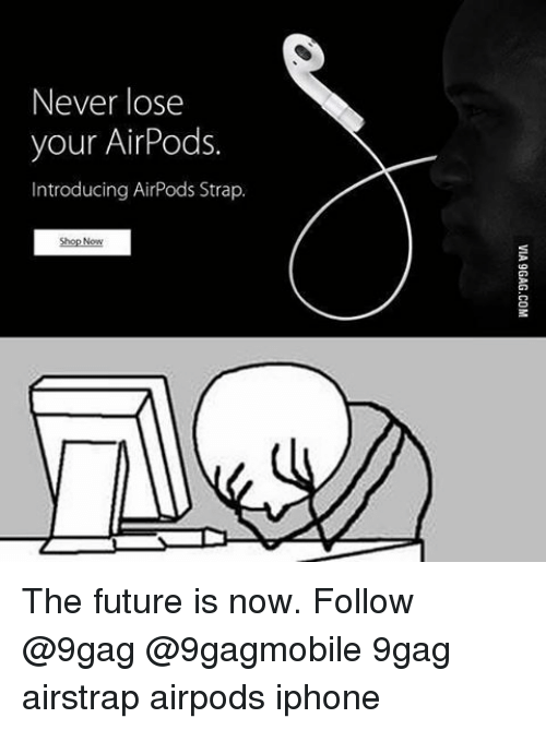 Image result for airpod 9gag