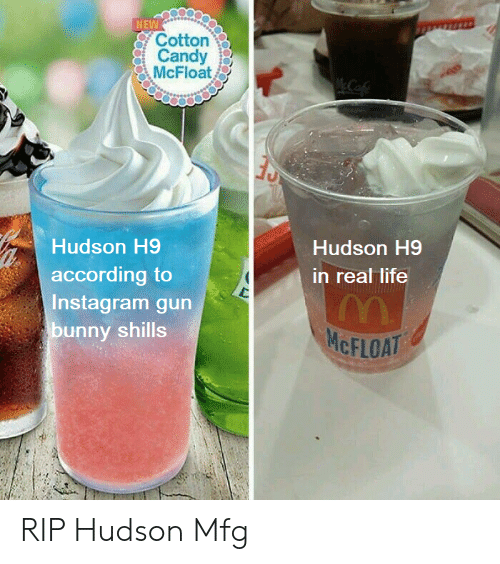 new cotton candy mcfloat