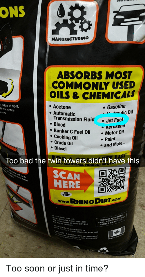 Acetone And Gasoline