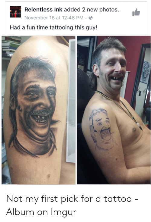 Face Tattoo Meme : tattoo, Tattoo, Gallery, Collection