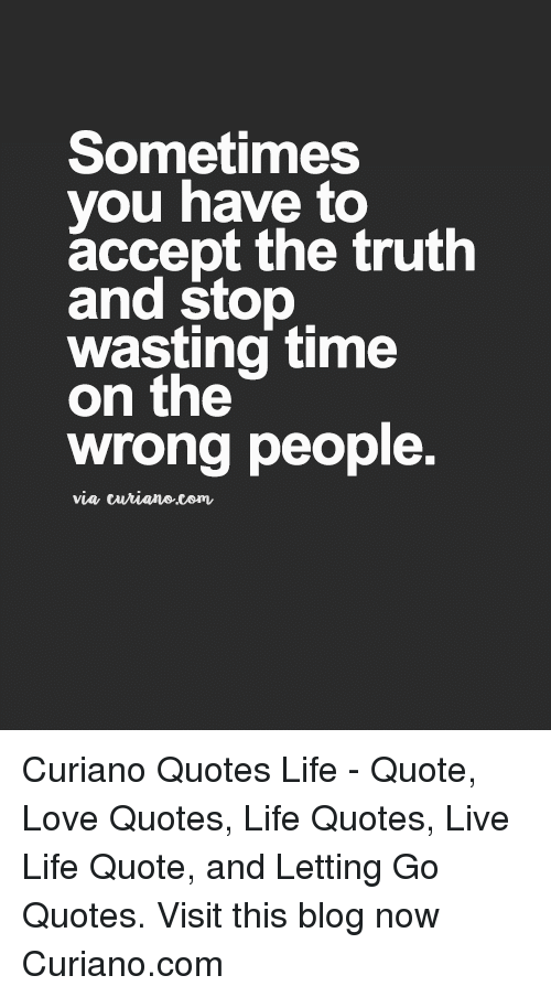 Quote On Wasting Time : quote, wasting, Wasting, Start, Quotes, About
