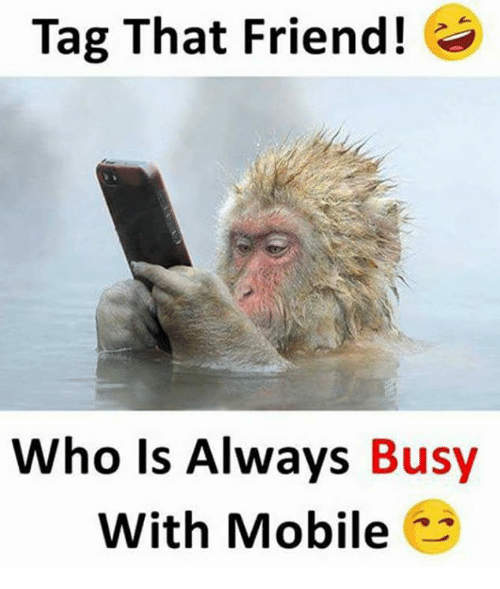 tag that friend who
