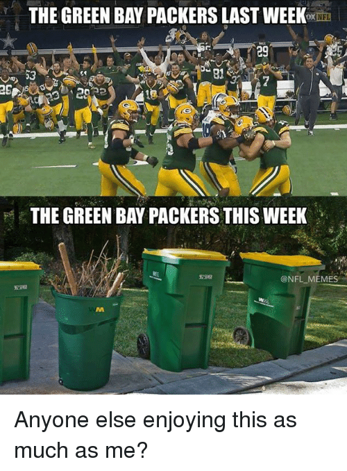 Packers Lose Memes : packers, memes, Green, Packers, Memes, Funny