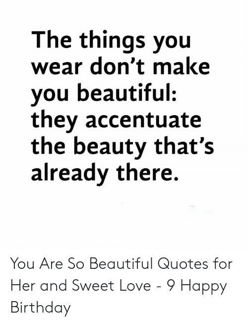 So Beautiful Quotes : beautiful, quotes, Beauty, Quotes, Words