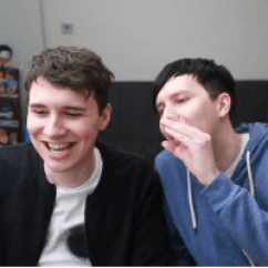 Dan Howell Sofa Crease Small Scale Queen Bed Search Danandphil Memes On Me And Phillester Danhowell