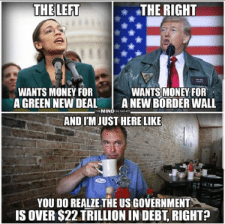 Image result for green new deal memes