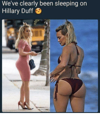 Weve Clearly Been Sleeping On Hillary Duff S