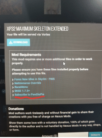 Xp32 Maximum Skeleton Extended : maximum, skeleton, extended, MAXIMUM, SKELETON, EXTENDED, Served, Vortex, 出DOWNLOAD, Requirements, Requires, Additional, Files, Order, Properly, Please, Ensure, These