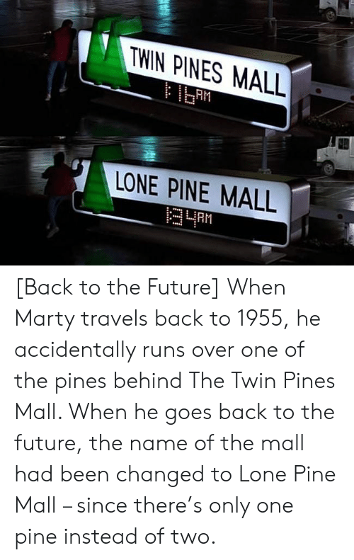 twin pines mall ftean