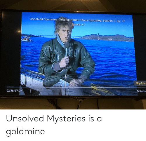 unsolved mysteries original robert
