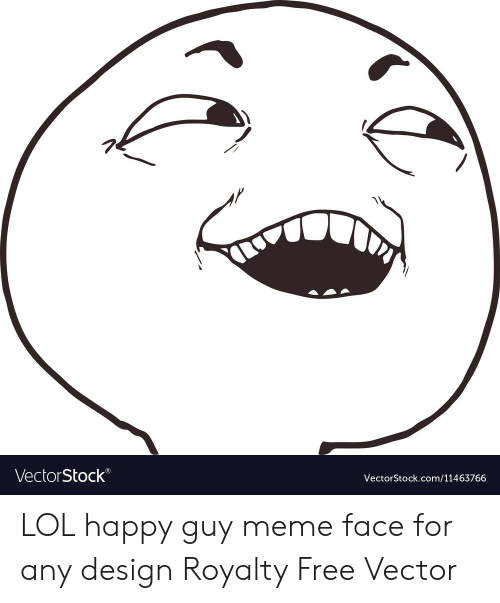 Meme Face Guy : Funny