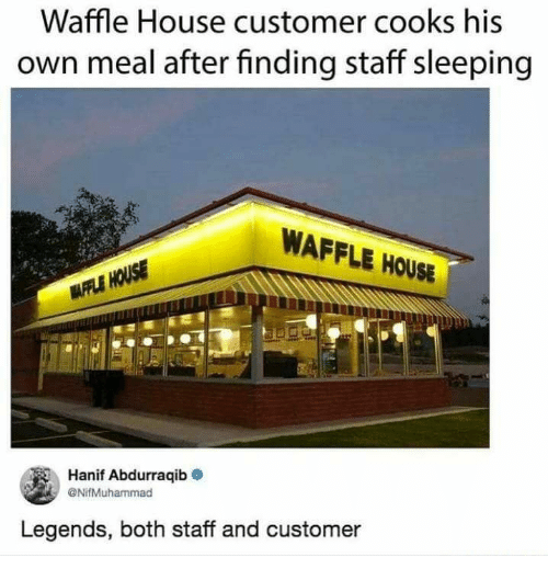 Waffle House Ops Express
